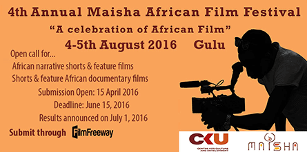 Maisha African Film Festival