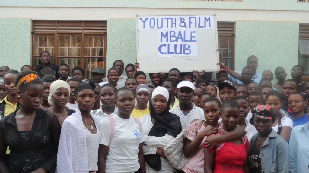 Youth & Film CLub Mbale