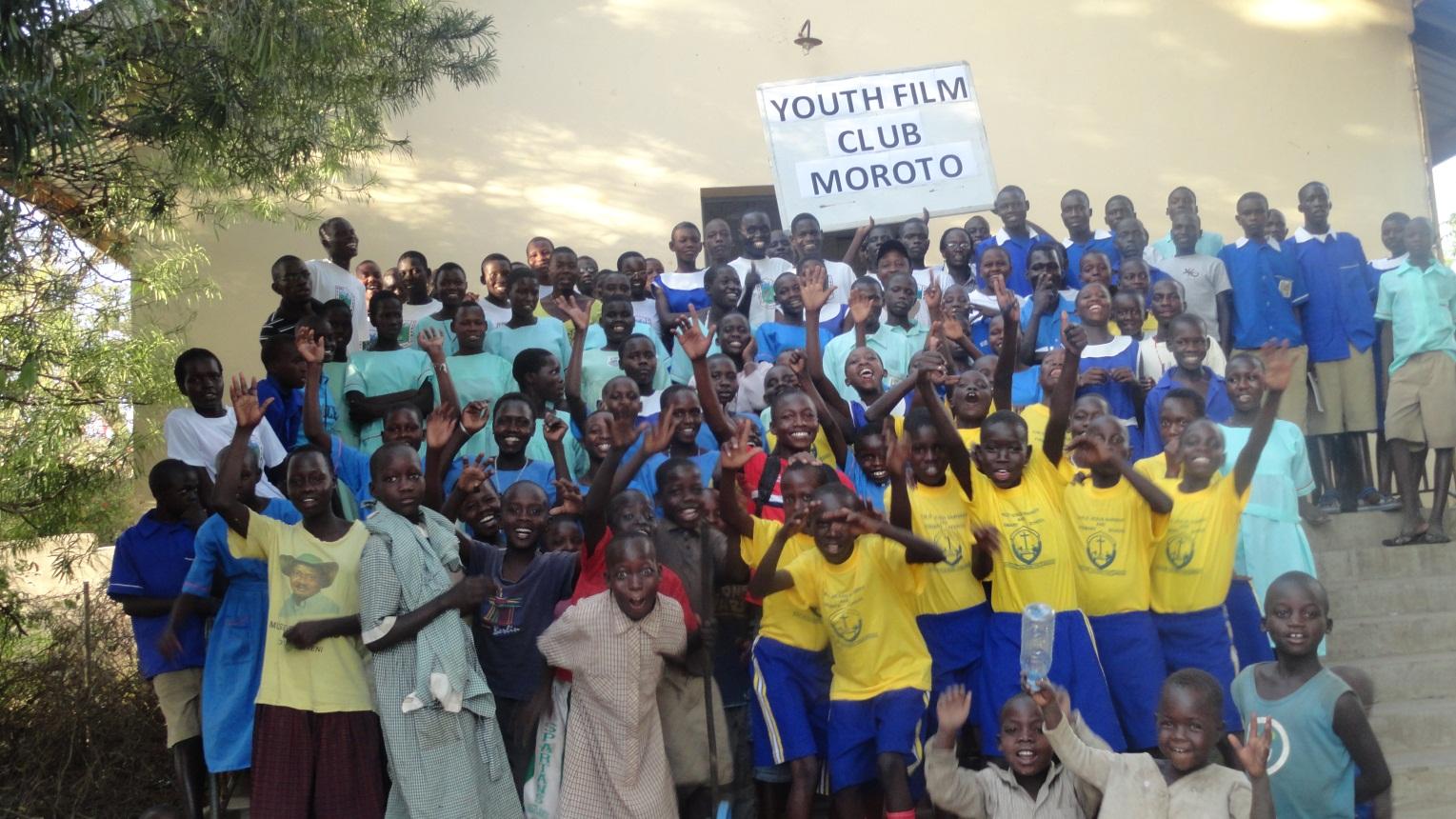 Youth & Film CLub Moroto