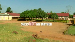 She is NOT my mother